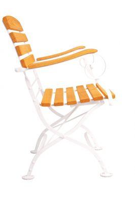 biergartenstuhl sissi mit armlehne vectro kg. Black Bedroom Furniture Sets. Home Design Ideas