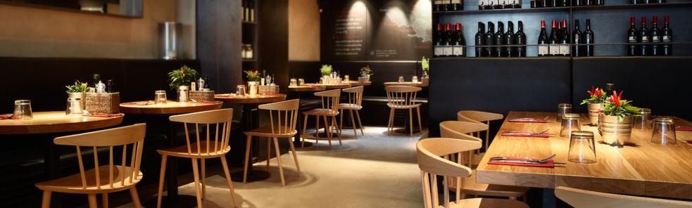 Gastronomie Möbel Restaurantstuhl Gastronomiestuhl Vectro