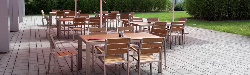 Outdoor bestuhlung gastronomie elegant gartensthle und with outdoor bestuhlung gastronomie - Outdoor stuhle gastronomie ...